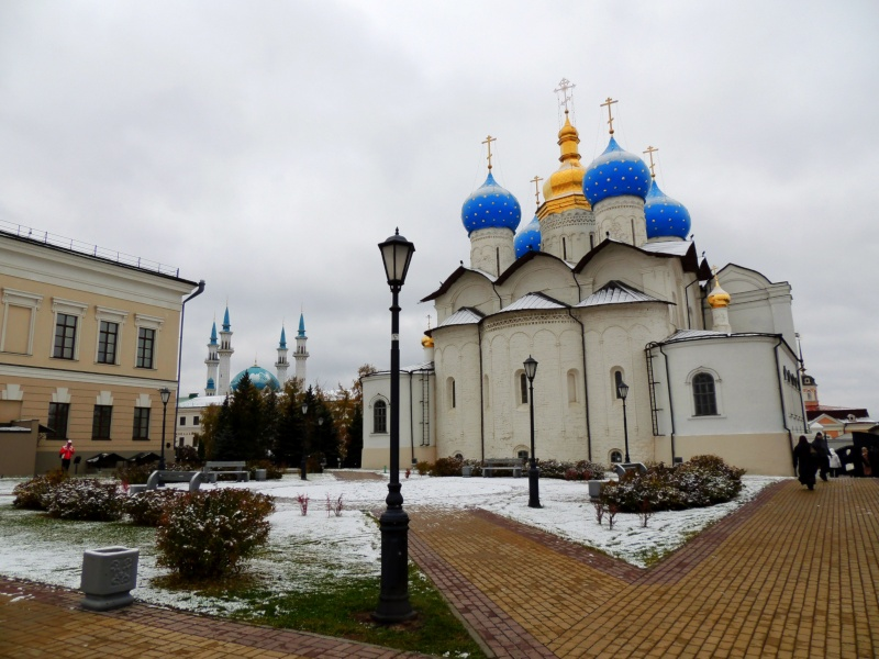 Казанский кремль Dscn9045