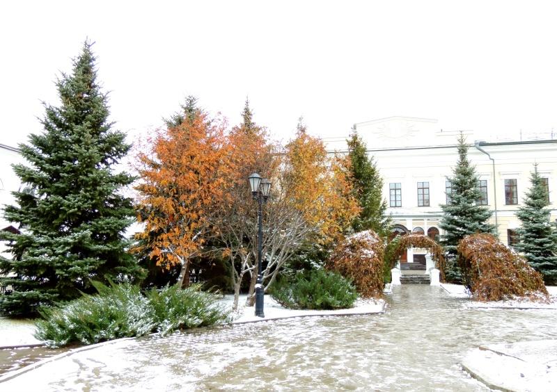 Казанский кремль Dscn9047
