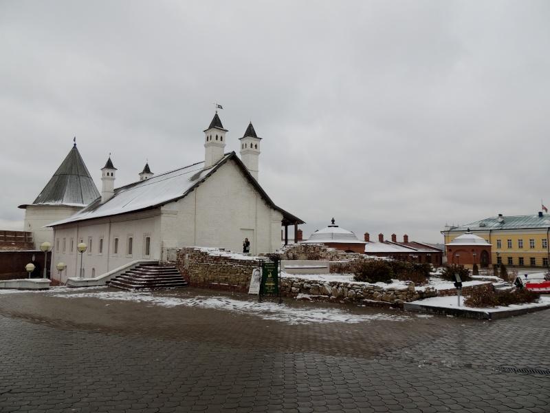 Казанский кремль Dscn9050