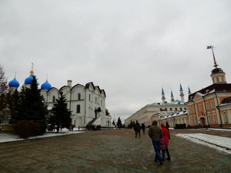 Казанский кремль Dscn9051