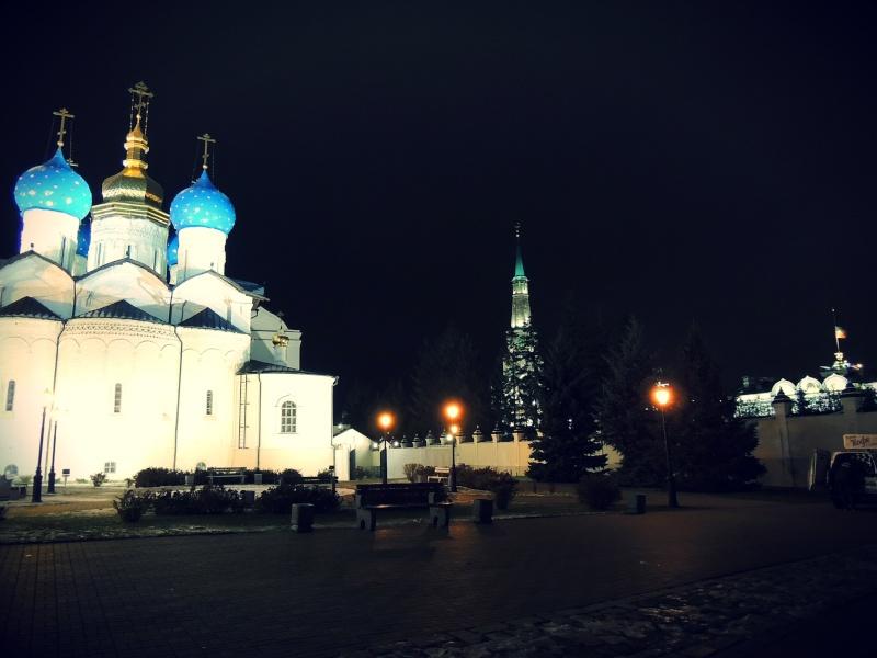 Казанский кремль Dscn9219