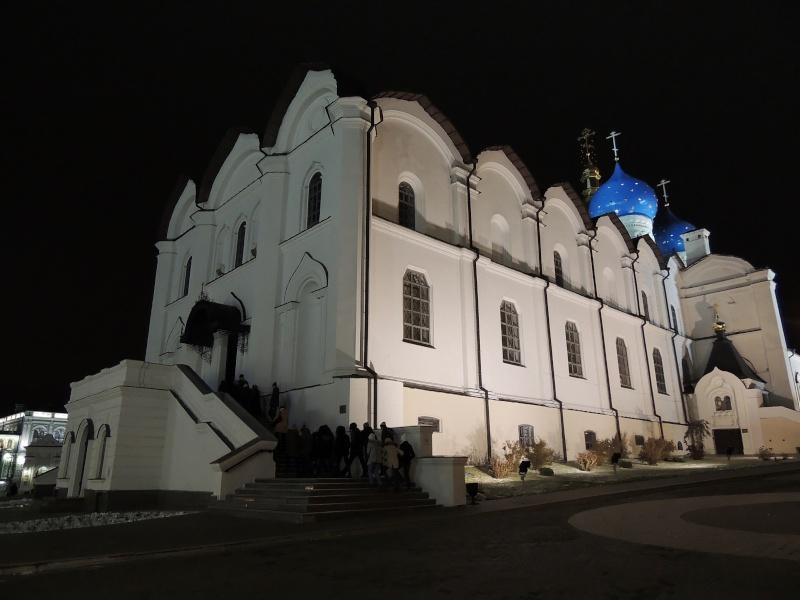 Казанский кремль Dscn9220