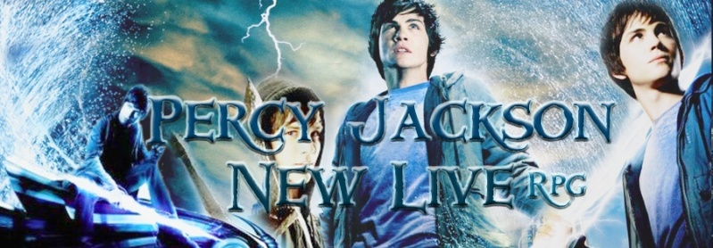 Percy Jackson The New Live