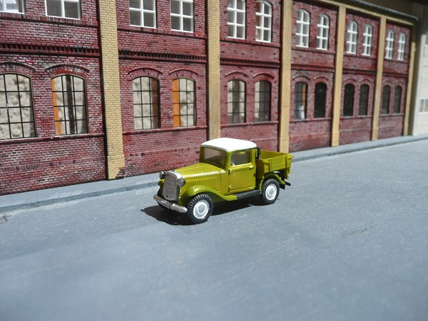 Mein Pick Up Tread  P1120611
