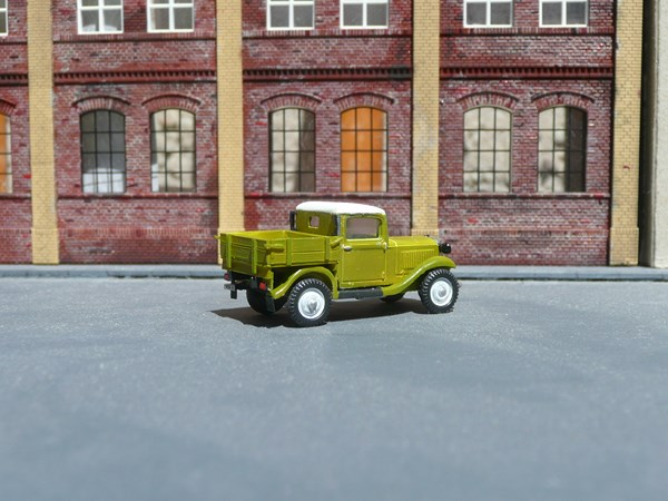 Mein Pick Up Tread  P1120614