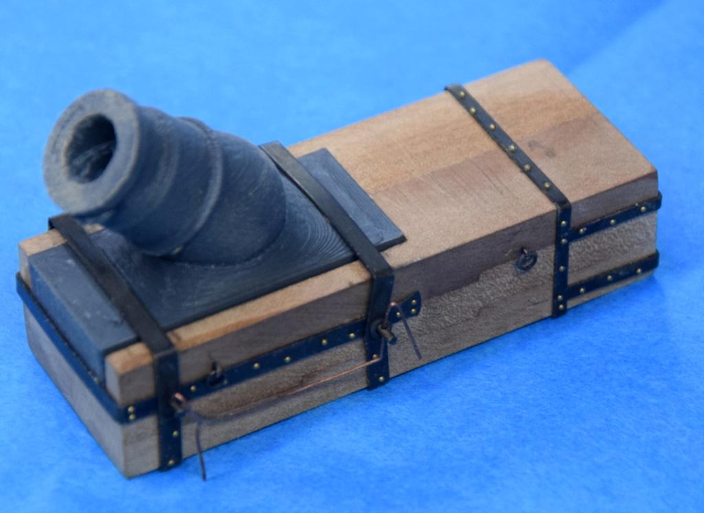 """Réalisation des mortiers de 12 à plaque pour """"La Salamandre"""" 1752. - Page 3 2_vue_10"""