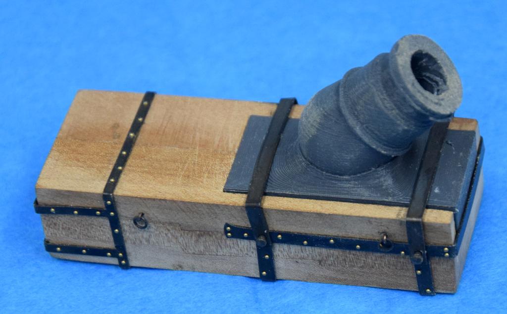 """Réalisation des mortiers de 12 à plaque pour """"La Salamandre"""" 1752. - Page 3 3_vue_10"""