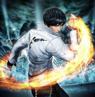 Análisis de The King of Fighters XIV y su evolución gráfica  Arte-p10