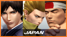 THE KING OF FIGHTERS XIV - Burn to the Fight Teams_10
