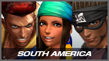 THE KING OF FIGHTERS XIV - Burn to the Fight Teams_12