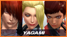THE KING OF FIGHTERS XIV - Burn to the Fight Teams_13