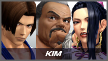 THE KING OF FIGHTERS XIV - Burn to the Fight Teams_14
