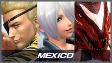 THE KING OF FIGHTERS XIV - Burn to the Fight Teams_15
