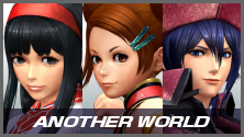 THE KING OF FIGHTERS XIV - Burn to the Fight Teams_16