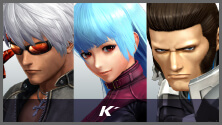 THE KING OF FIGHTERS XIV - Burn to the Fight Teams_19