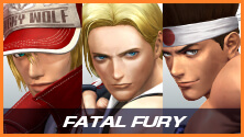 THE KING OF FIGHTERS XIV - Burn to the Fight Teams_22