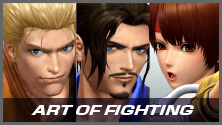 THE KING OF FIGHTERS XIV - Burn to the Fight Teams_24