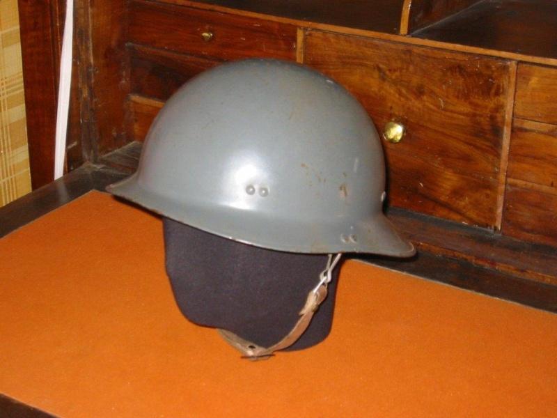 Casque mle 39 de marine 120-2011