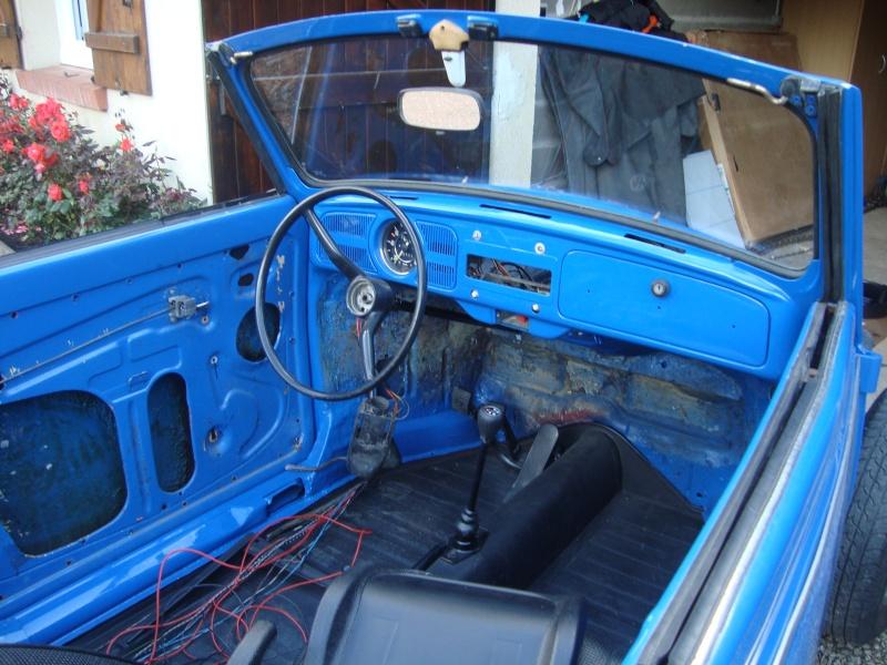 Restauration 1500 Cabriolet de 1969 Dsc09510