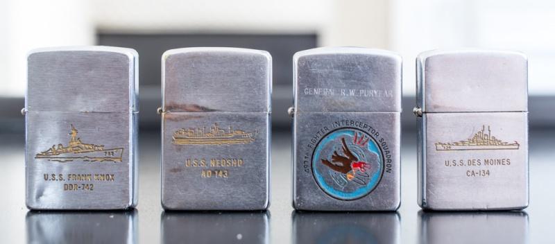 [VENDUS] Divers Zippo Vietnam, T&C, USN etc _t3a1421