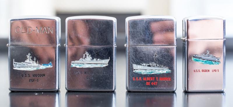 [VENDUS] Divers Zippo Vietnam, T&C, USN etc _t3a1519
