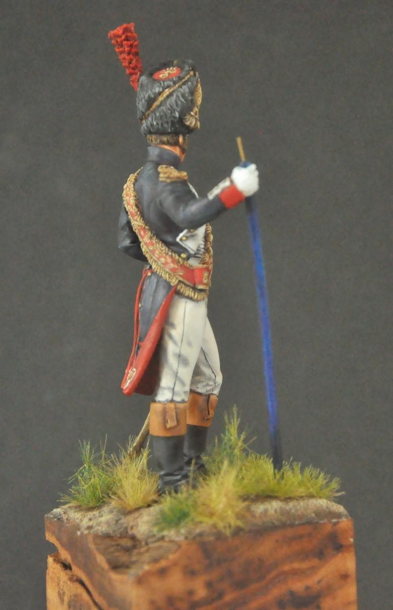 Porte-Drapeau 1er Régiment des Grenadiers à Pied G.I. 75 mm Pegaso. Photos finales Dsc_0011