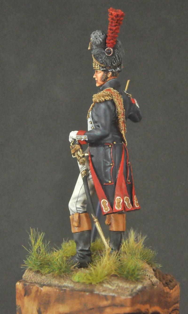 Porte-Drapeau 1er Régiment des Grenadiers à Pied G.I. 75 mm Pegaso. Photos finales Dsc_0015