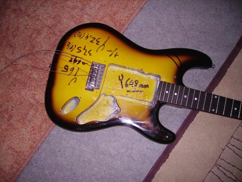 Guitare à la Godin Pict8226