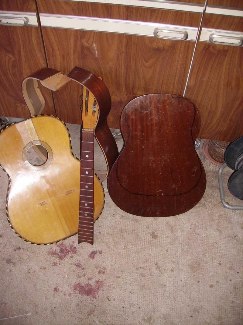 Guitare à la Godin Pict8312