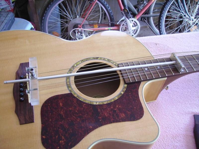Guitare à la Godin Pict8316