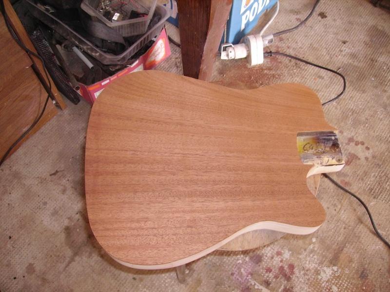 Guitare à la Godin Pict8317