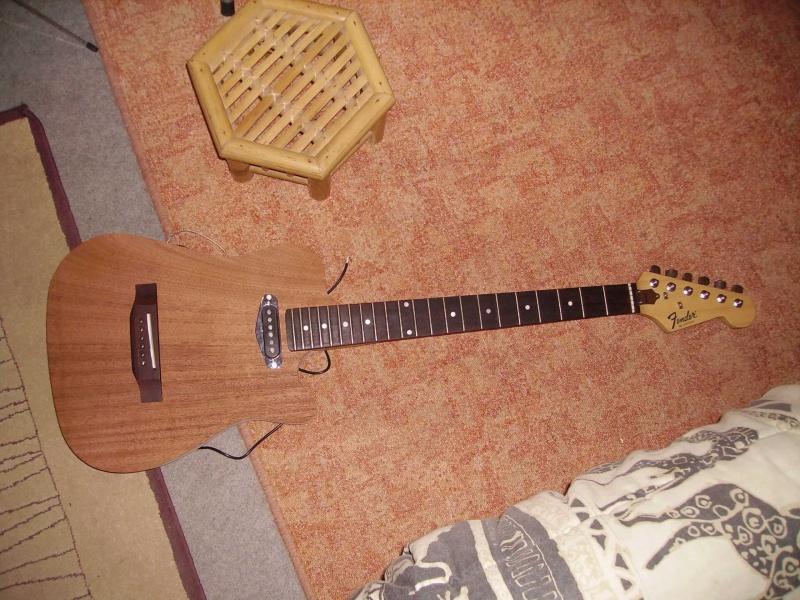 Guitare à la Godin Pict8320