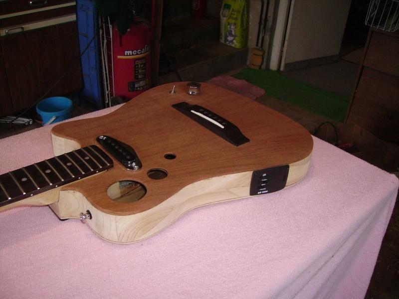 Guitare à la Godin Pict8321