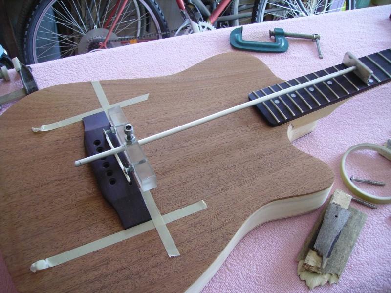 Guitare à la Godin Pict8322