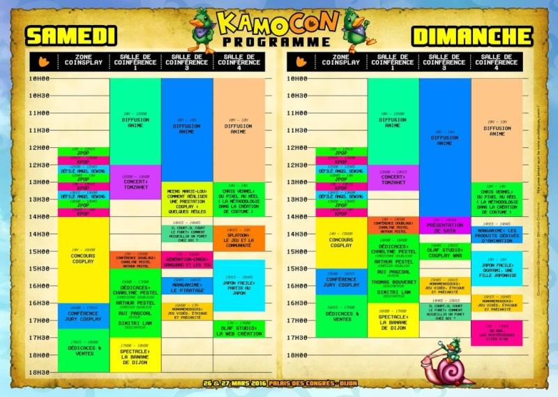 Kamo Con Dijon 27-28/03/16 Planni10