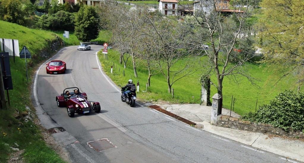 Giro del Lago di Garda e 1° Concorso d'Eleganza Lotus 10 Aprile 2016 - Pagina 15 Img_8024