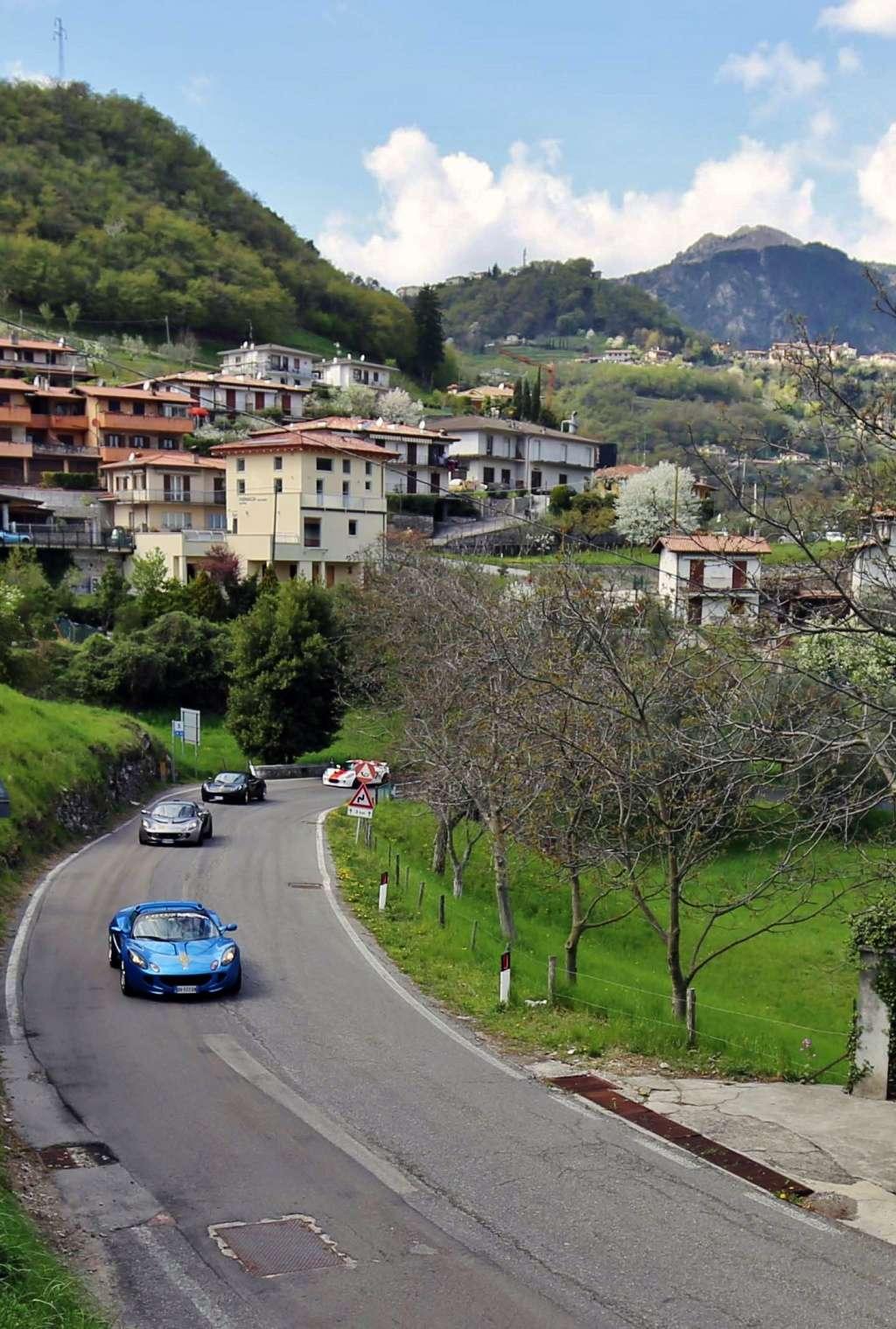 Giro del Lago di Garda e 1° Concorso d'Eleganza Lotus 10 Aprile 2016 - Pagina 15 Img_8910