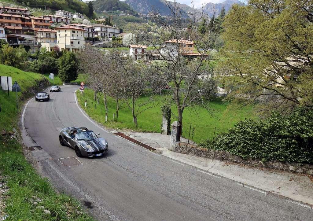 Giro del Lago di Garda e 1° Concorso d'Eleganza Lotus 10 Aprile 2016 - Pagina 15 Img_8917