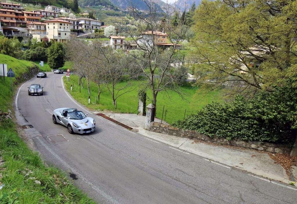 Giro del Lago di Garda e 1° Concorso d'Eleganza Lotus 10 Aprile 2016 - Pagina 15 Img_8918