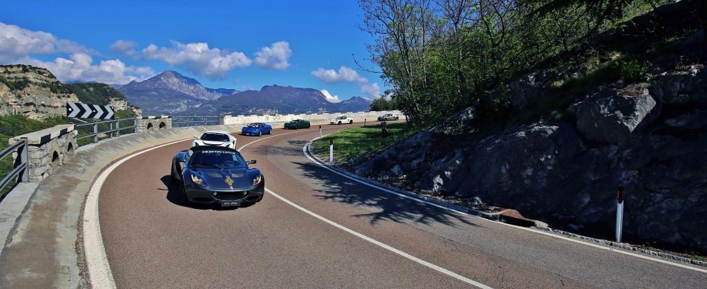 Giro del Lago di Garda e 1° Concorso d'Eleganza Lotus 10 Aprile 2016 - Pagina 15 Img_9717