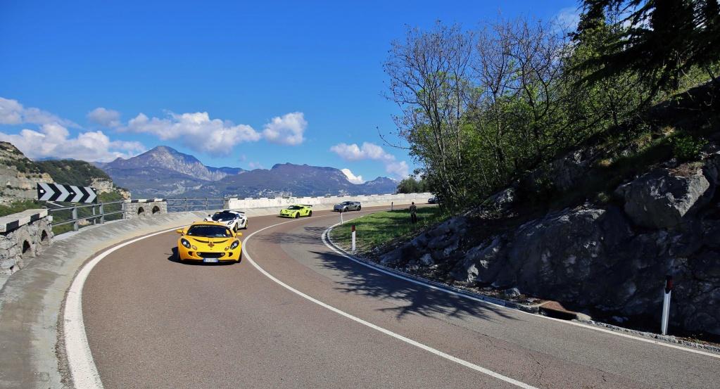 Giro del Lago di Garda e 1° Concorso d'Eleganza Lotus 10 Aprile 2016 - Pagina 15 Img_9724