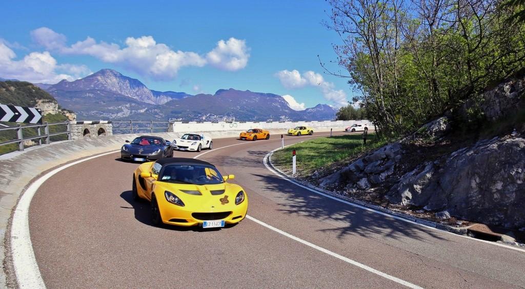 Giro del Lago di Garda e 1° Concorso d'Eleganza Lotus 10 Aprile 2016 - Pagina 15 Img_9730