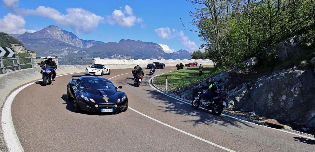 Giro del Lago di Garda e 1° Concorso d'Eleganza Lotus 10 Aprile 2016 - Pagina 15 Img_9831