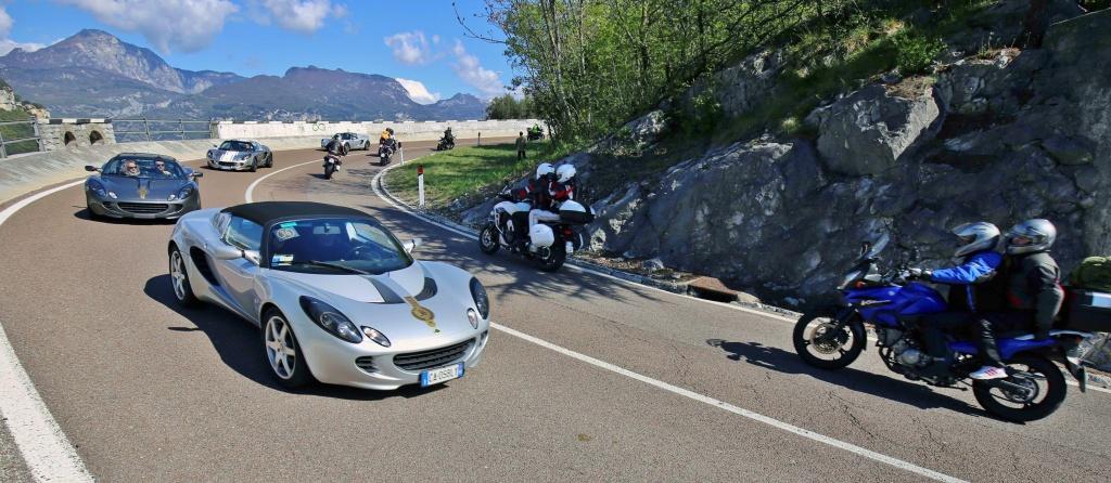 Giro del Lago di Garda e 1° Concorso d'Eleganza Lotus 10 Aprile 2016 - Pagina 15 Img_9832