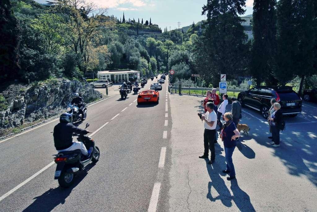 Giro del Lago di Garda e 1° Concorso d'Eleganza Lotus 10 Aprile 2016 - Pagina 15 Img_9915