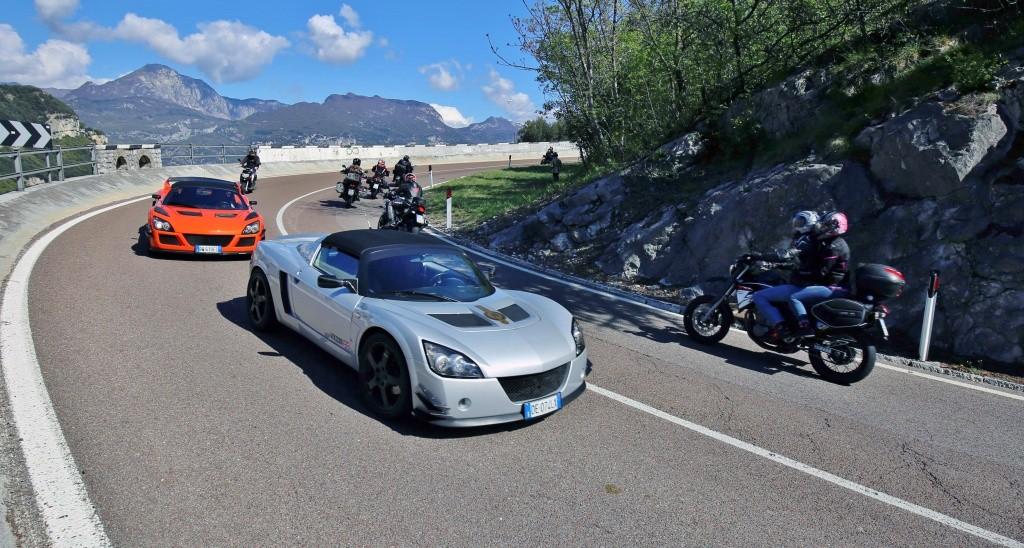 Giro del Lago di Garda e 1° Concorso d'Eleganza Lotus 10 Aprile 2016 - Pagina 15 Img_9917