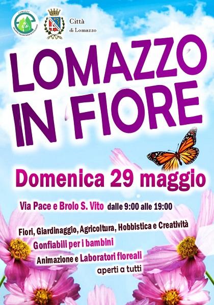 Fiera Festa dei Fiori a Lomazzo (CO) - 29 maggio 2016 Lomazz10