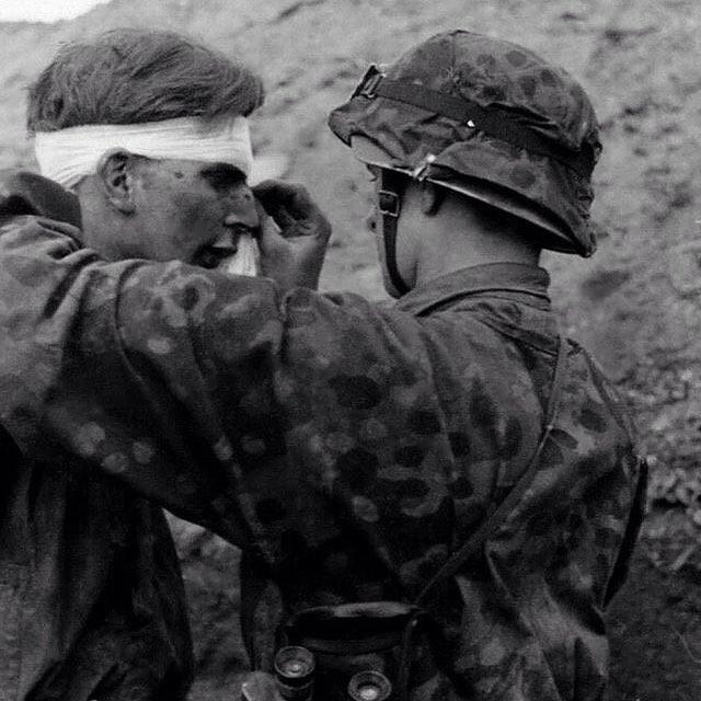 L'influence du camouflage allemand ww2, de nos jours. - Page 3 W10