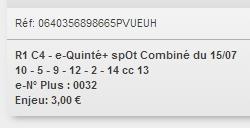 15/07/2018 --- ENGHIEN --- R1C4 --- Mise 3 € => Gains 0 €. Scree286