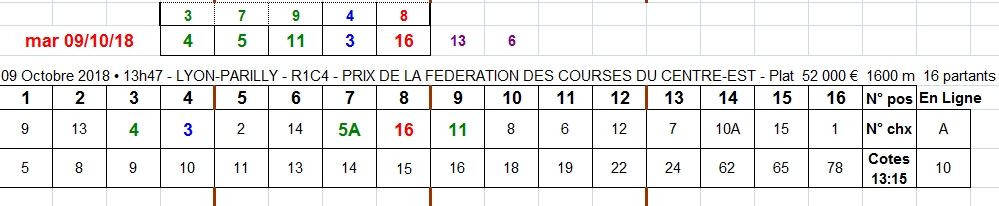 09/10/2018 --- LYON-PARILLY --- R1C4 --- Mise 10 € => Gains 0 €. Scree484